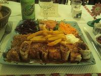 Les inimitables assiettes - La Turquoise à Paris - Photo 6