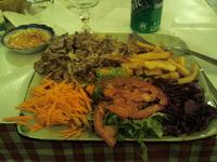 Les inimitables assiettes - La Turquoise à Paris - Photo 5