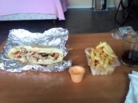 Kebab-frites - Cap' Kebab à Caen - Photo 6