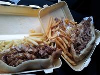 Kebab mix poulet-veau frites - Restaurant Kemer à Courbevoie - Photo 7