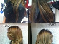 Sandy coiffure Bordeaux