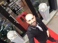 Cyril Bazin coiffeur créateur Nantes