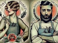Hardwax coiffeur barbier Avignon