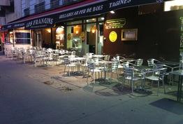 Les Frangins Paris 17