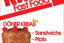 King Fast Food Bischheim
