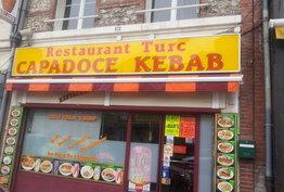 Capadoce Kebab Neufchâtel-en-Bray
