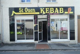Saint Ouen Kebab Saint-Ouen