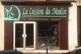 La Cuisine Du Moulin Pantin