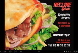 Helline Kebab Landerneau