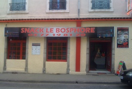 Snack Le Bosphore Saint-Chamond