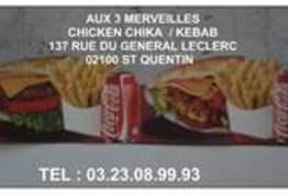 Aux 3 Merveilles Saint-Quentin
