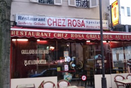 Chez Rosa Paris 13