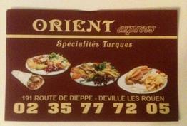 Orient Express Déville-lès-Rouen