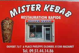 Mister Kebab Mazamet
