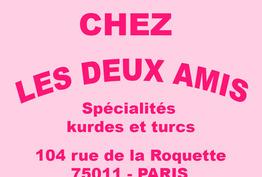 Chez Les Deux Amis Paris 11