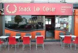 Snack Le César Le Mans