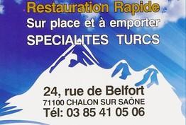Orient Express Chalon-sur-Saône