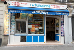 La Turquoise Paris 14