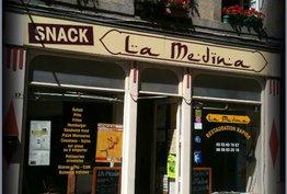 Snack la Medina Le Dorat