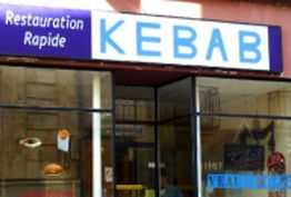 Kebab Baugé Baugé