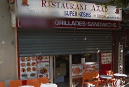 Restaurant Azad Choisy-le-Roi