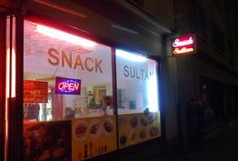 Snack Sultan Strasbourg
