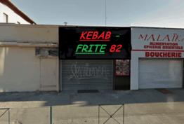 Kebab Frite Montauban