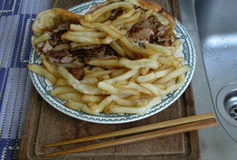 Istanbul kebab Vannes