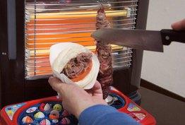La plus incroyable des broches à kebab