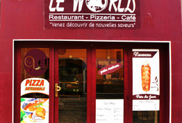 Le World Kebab/Pizza Orléans