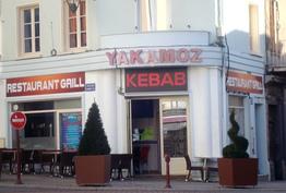 Yakamoz Kebab Aubenas