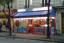 Le Soleil d'Anatolie Paris 10