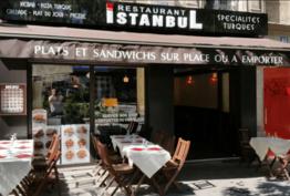 Restaurant Istanbul Paris 13