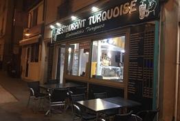 Restaurant turquoise Versailles