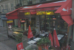 Restaurant Zam Zam Paris 01
