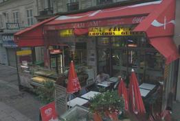 Restaurant Zam Zam Paris 01