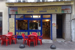 Adana kebab Cherbourg-Octeville