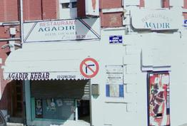 Agadir kebab Amiens