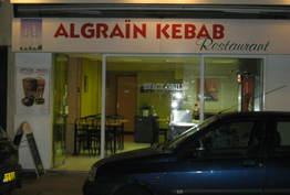 Algraïn kebab Cherbourg-Octeville