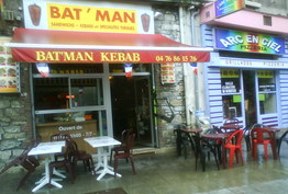 Bat'man Kebab Grenoble