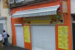 Big kebab Clermont-Ferrand