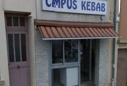 Campus kebab Dijon