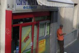 Cernay doner kebab Reims