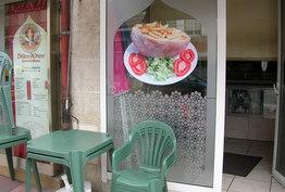 Délices d'orient kebab Brive-la-Gaillarde