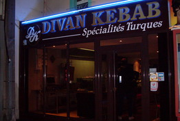Divan kebab Clermont-Ferrand