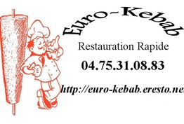 Euro-kebab Saint-Rambert-d'Albon