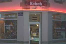 Istanbul kebab Rosporden