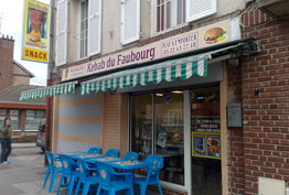 Kebab du faubourg Amiens