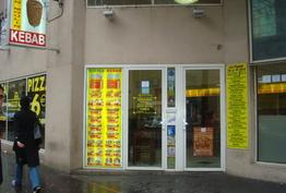 Kebab jean moulin Lyon