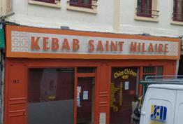 Kebab Saint Hilaire Rouen